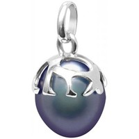 Montres & Bijoux Femme Pendentifs Blue Pearls BPS K255 W Multicolore
