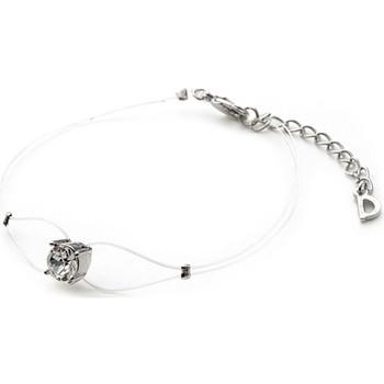 Montres & Bijoux Femme Bracelets Blue Pearls CRY E710 J Blanc