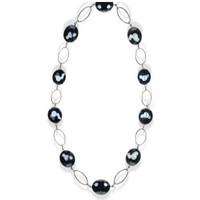 Montres & Bijoux Femme Colliers / Sautoirs Blue Pearls BPS 0907 Y Multicolore