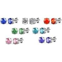 Montres & Bijoux Femme Boucles d'oreilles Blue Pearls CRY 7BO Autres
