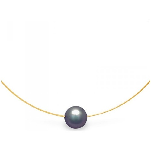 W ColliersSautoirs Pearls Multicolore K003 Blue Bps Femme Flc3KTuJ51