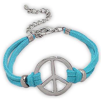 Montres & Bijoux Femme Bracelets Blue Pearls NUB 3134 E Autres