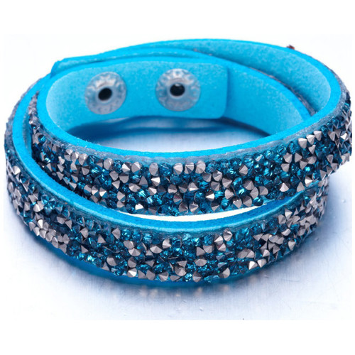 Cry Pearls Femme Multicolore G160 Blue F Bracelets IyYvfb6g7