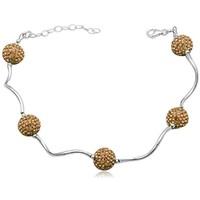 Montres & Bijoux Femme Bracelets Blue Pearls CRY 8104 T Multicolore