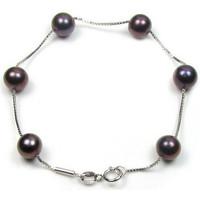 Montres & Bijoux Femme Bracelets Blue Pearls BPS 0169 Y Multicolore