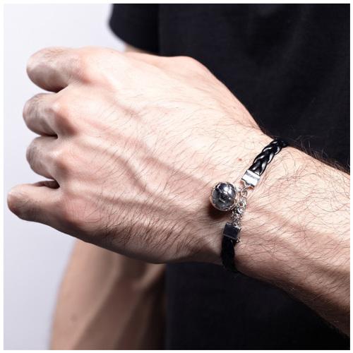 Blue Femme 006 Pearls Wcf Bracelets Argenté nwmv0OP8yN