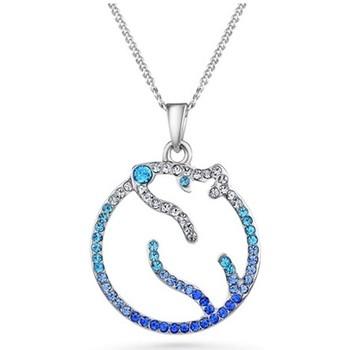 Montres & Bijoux Femme Pendentifs Blue Pearls CRY F210 L Multicolore