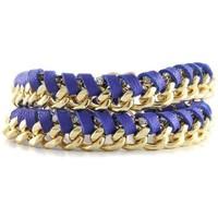 Montres & Bijoux Femme Bracelets Blue Pearls ETK 0205 Multicolore