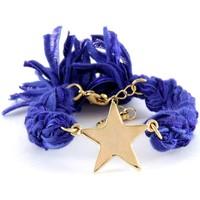 Montres & Bijoux Femme Bracelets Blue Pearls ETK 0134 Violet