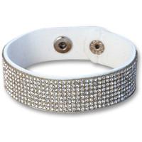 Montres & Bijoux Femme Bracelets Blue Pearls CRY G106 F Transparent
