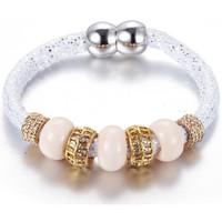 Montres & Bijoux Femme Bracelets Blue Pearls CRY G201 F Multicolore