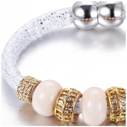 Pearls Cry F Bracelets Multicolore Femme Blue G201 clFJK1T