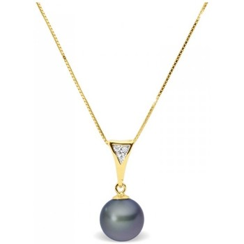 Montres & Bijoux Femme Colliers / Sautoirs Blue Pearls BPS K202 W Multicolore