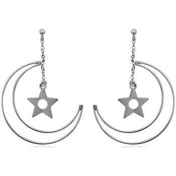 Montres & Bijoux Femme Boucles d'oreilles Blue Pearls CRY 8390 T Autres