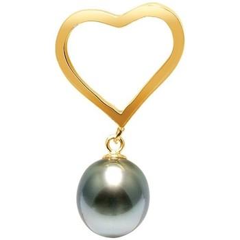 Montres & Bijoux Femme Pendentifs Blue Pearls BPS K278 W Doré