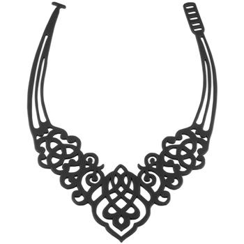Montres & Bijoux Femme Colliers / Sautoirs Blue Pearls LAD 0001 G Autres