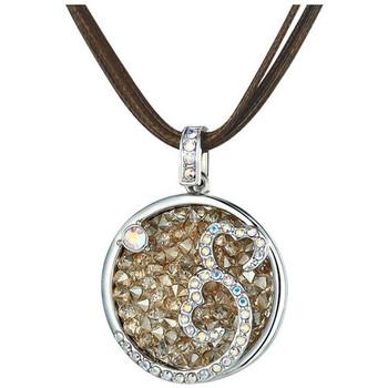 Montres & Bijoux Femme Colliers / Sautoirs Blue Pearls CRY E751 J Vert