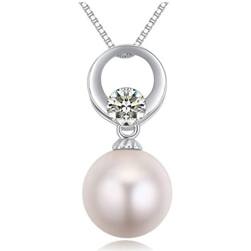 Pendentifs Pearls Blanc Femme G Cry A286 Blue lFJTK1c3