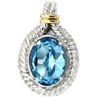 Montres & Bijoux Femme Pendentifs Blue Pearls CRY R2002 S Multicolore