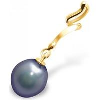 Montres & Bijoux Femme Pendentifs Blue Pearls BPS K230 W Multicolore