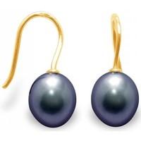 Montres & Bijoux Femme Boucles d'oreilles Blue Pearls BPS K317 W Multicolore