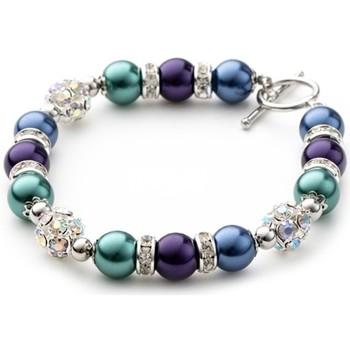 Montres & Bijoux Femme Bracelets Blue Pearls OCP 0106 Multicolore