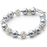 Montres & Bijoux Femme Bracelets Blue Pearls OCP 0104 Multicolore