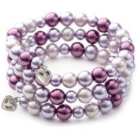 Montres & Bijoux Femme Bracelets Blue Pearls OCP 0134 Multicolore