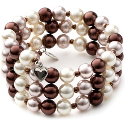 Femme Multicolore Ocp Pearls 0133 Bracelets Blue j35A4LR