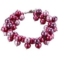 Montres & Bijoux Femme Bracelets Blue Pearls OCP 0154 Multicolore