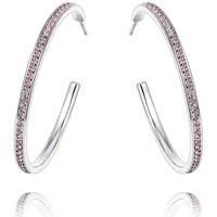 Montres & Bijoux Femme Boucles d'oreilles Blue Pearls CRY B343 W Rose