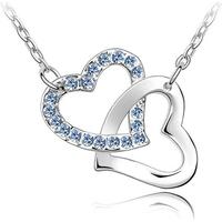 Montres & Bijoux Femme Pendentifs Blue Pearls CRY A231 G Bleu