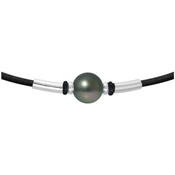 Montres & Bijoux Femme Colliers / Sautoirs Blue Pearls BPS K271 W Vert