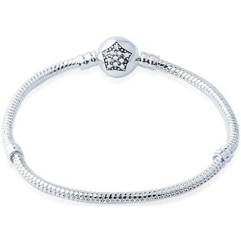 Montres & Bijoux Femme Bracelets Blue Pearls MIS 2137 U Vert
