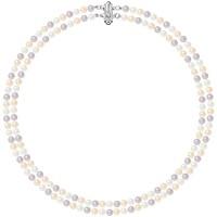 Montres & Bijoux Femme Colliers / Sautoirs Blue Pearls BPS K024 W Multicolore