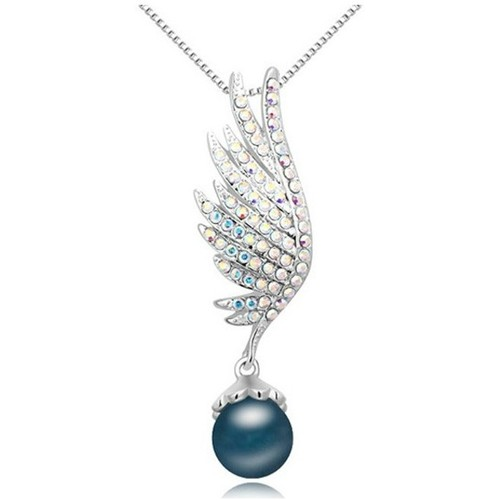 Pearls Pendentifs G Multicolore A268 Femme Blue Cry b6v7ygYf