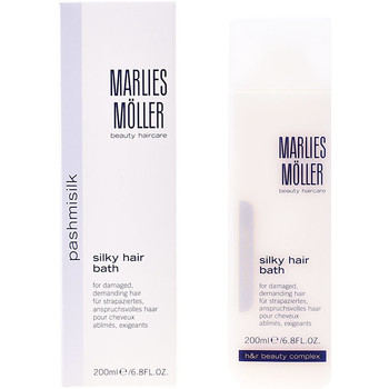 Beauté Shampooings Marlies Möller Pashmisilk Silky Hair Bath  200 ml