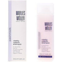 Beauté Shampooings Marlies Möller Pashmisilk Exquisite Vitamin Shampoo  200 ml