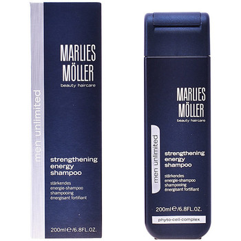 Beauté Homme Shampooings Marlies Möller Men Unlimited Strengthening Shampoo  200 ml