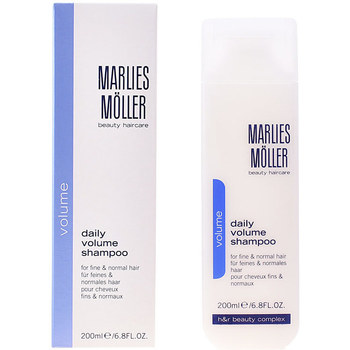 Beauté Shampooings Marlies Möller Volume Daily Volume Shampoo  200 ml