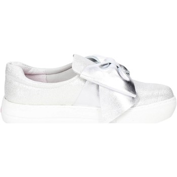 Chaussures Femme Slip ons Fornarina PE17YM9608M090 Argent