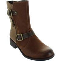 Chaussures Femme Boots Earth Spirit 27060 marron