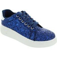 Chaussures Femme Baskets basses Xti Zapato Sra Bleu