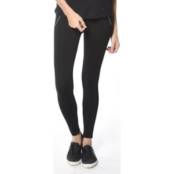 Vêtements Femme Leggings Deeluxe Pantalon moulant Step noir
