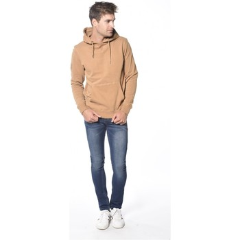 Vêtements Homme Sweats Deeluxe Sweat Homme à capuche Windle camel