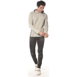 Vêtements Homme Sweats Deeluxe Tee Shirt Homme Come gris