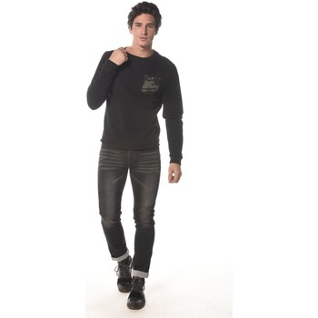 Vêtements Homme Sweats Deeluxe Sweat Homme Between noir