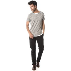 Vêtements Homme T-shirts manches courtes Deeluxe Pull Homme Mohan gris