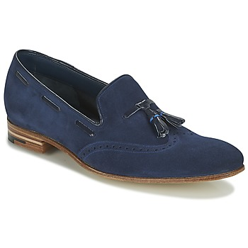 Chaussures Homme Mocassins Barker RAY Marine