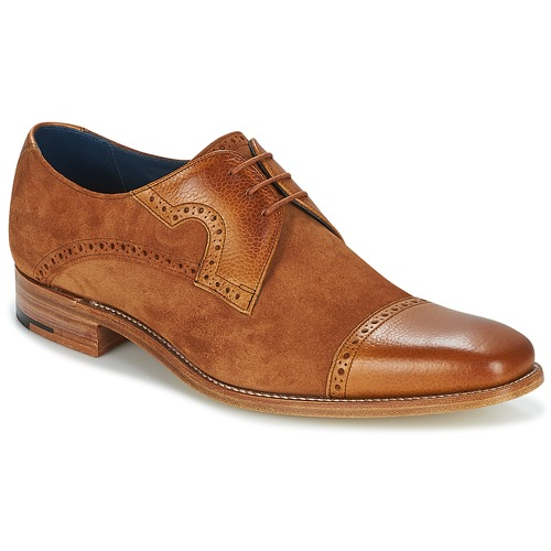 Chaussures Homme Derbies Barker APOLLON Marron